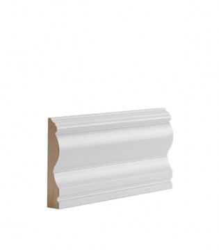 Image of White Primed Victoriana Architrave