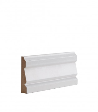 Image of White Primed Ulysses Architrave