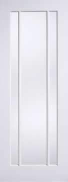 Image of LINCOLN FIRE DOOR WHITE PRIMED