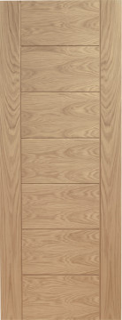 Image of Palermo Essential Oak FD30 Door