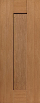 Image of Axis Oak Panelled FD30 Door