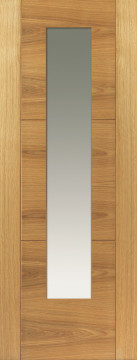 Image of Mistral Glazed Oak Door
