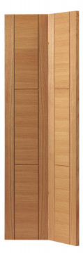 Image of Mistral Bi-Fold Oak Door