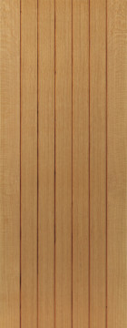 Image of Cherwell Oak Planked Door