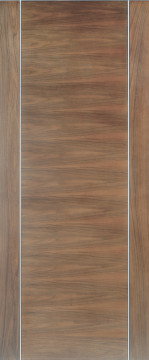Image of Alcaraz Walnut Flush FD30 Door