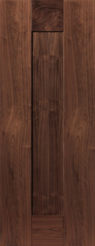 Image of Axis Panelled Walnut FD30 Door